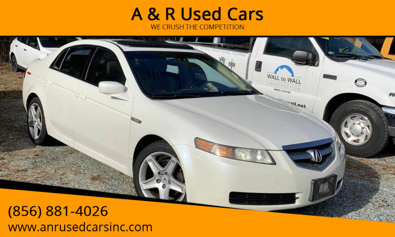 2005 Acura TL for sale at A & R Used Cars in Clayton NJ