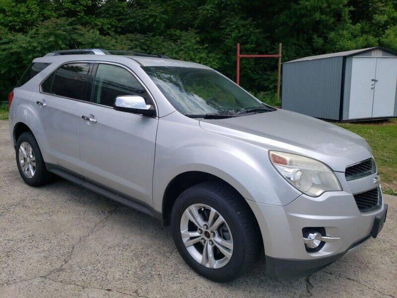 2013 Chevrolet Equinox for sale at McAdenville Motors in Gastonia NC