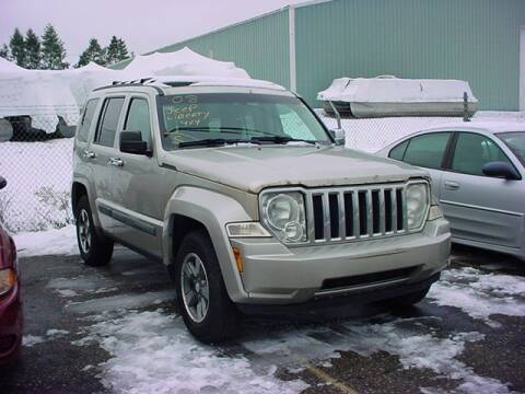 2008 Jeep Liberty for sale at VOA Auto Sales in Pontiac MI