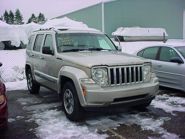 2008 Jeep Liberty for sale at VOA Auto Sales in Pontiac MI