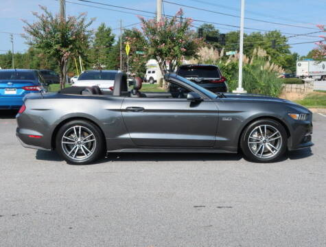 2015 Ford Mustang for sale at Southern Auto Solutions - BMW of South Atlanta in Marietta GA