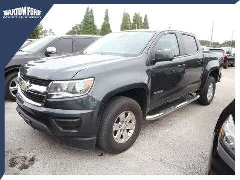 2018 Chevrolet Colorado for sale at BARTOW FORD CO. in Bartow FL