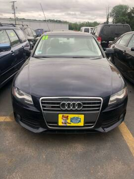 2011 Audi A4 for sale at Budget Auto Deal and More Services Inc in Worcester MA