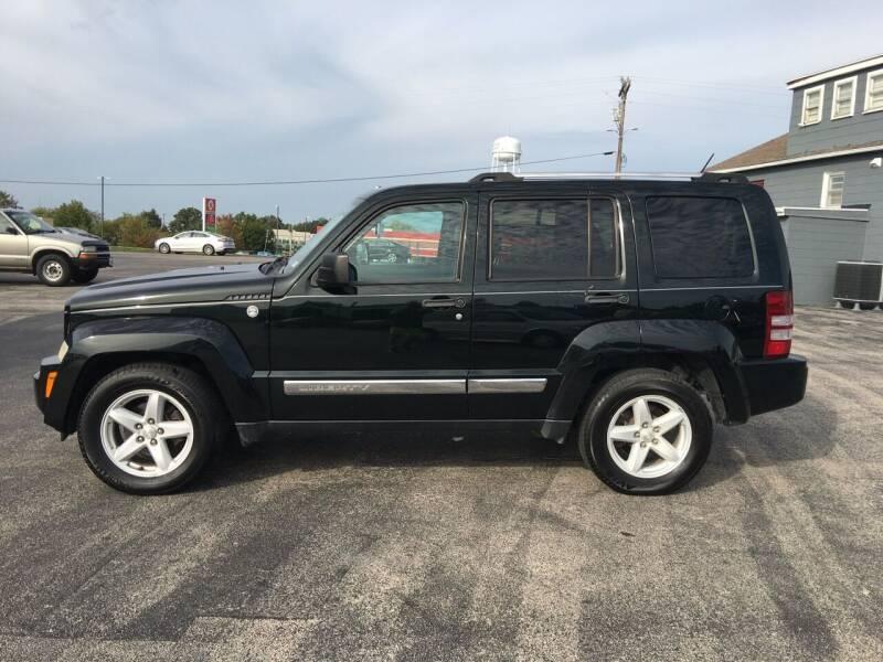 2012 Jeep Liberty for sale at Village Motors in Sullivan MO