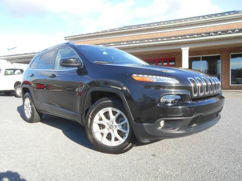 2015 Jeep Cherokee for sale at Nye Motor Company in Manheim PA