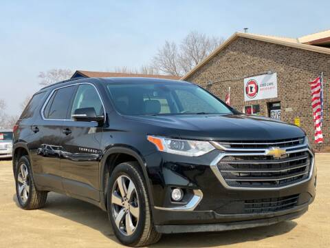 2020 Chevrolet Traverse for sale at Big Man Motors in Farmington MN