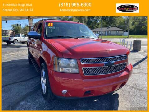 2011 Chevrolet Avalanche for sale at Kansas City Motors in Kansas City MO