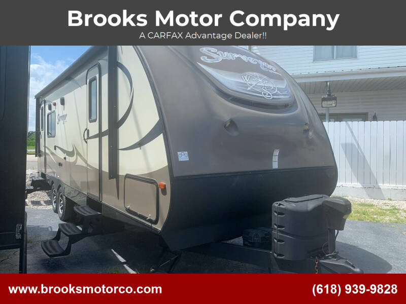 2016 Forest River M-251-RKS for sale at Brooks Motor Company in Columbia IL