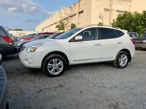 2012 Nissan Rogue for sale at Philadelphia Public Auto Auction in Philadelphia PA