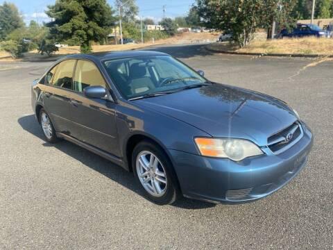 2005 Subaru Legacy for sale at South Tacoma Motors Inc in Tacoma WA