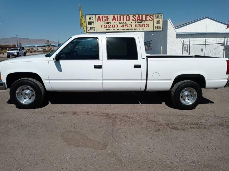 2000 Chevrolet C/K 2500 Series for sale at ACE AUTO SALES in Lake Havasu City AZ