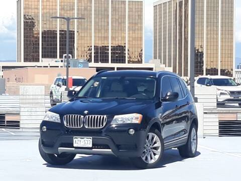 2011 BMW X3 for sale at Pammi Motors in Glendale CO