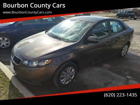 2013 Kia Forte for sale at Bourbon County Cars in Fort Scott KS