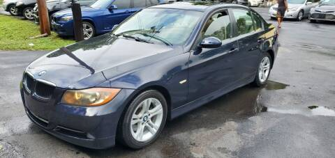 2008 BMW 3 Series for sale at GEORGIA AUTO DEALER, LLC in Buford GA