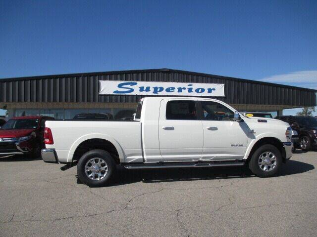 2019 RAM Ram Pickup 3500 for sale at SUPERIOR CHRYSLER DODGE JEEP RAM FIAT in Henderson NC