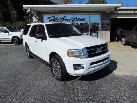 2015 Ford Expedition for sale at Hibriten Auto Mart in Lenoir NC