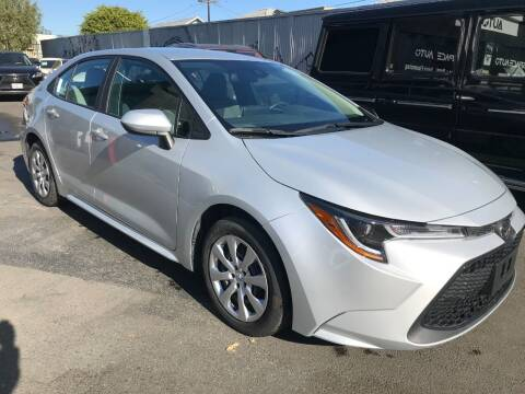 2020 Toyota Corolla for sale at Autobahn Auto Sales in Los Angeles CA