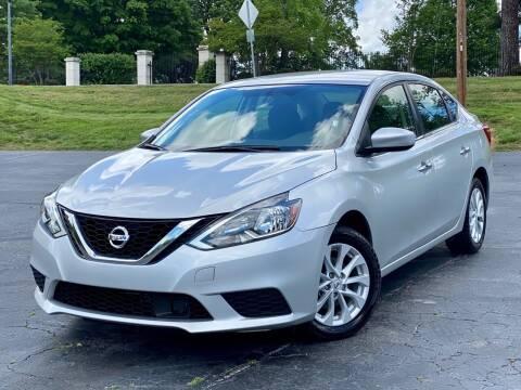 2019 Nissan Sentra for sale at Sebar Inc. in Greensboro NC