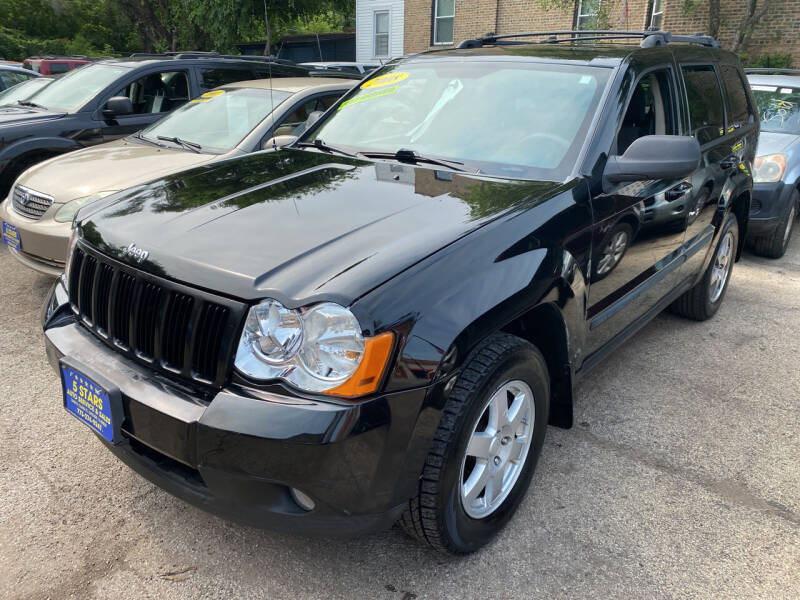 2008 Jeep Grand Cherokee for sale at 5 Stars Auto Service and Sales in Chicago IL