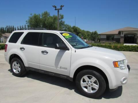 2011 Ford Escape Hybrid for sale at Repeat Auto Sales Inc. in Manteca CA