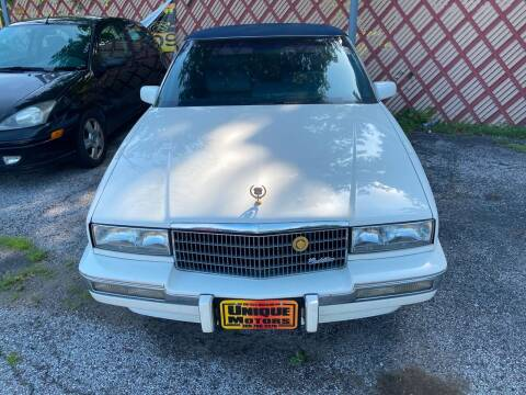1991 Cadillac Seville for sale at Unique Motors in Rock Island IL