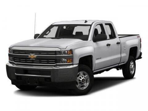 2016 Chevrolet Silverado 2500HD for sale at DON'S CHEVY, BUICK-GMC & CADILLAC in Wauseon OH