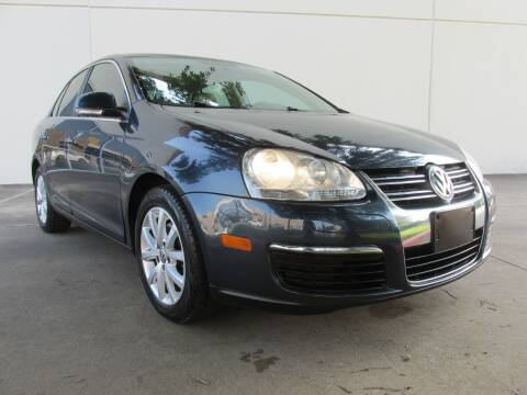 2010 Volkswagen Jetta for sale at QUALITY MOTORCARS in Richmond TX