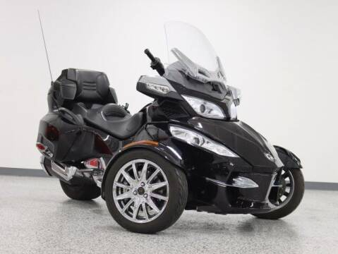 2013 Can-Am Spyder RT Ltd SE5 for sale at Vanderhall of Hickory Hills in Hickory Hills IL