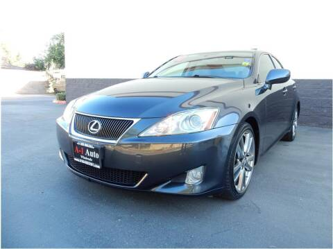 2008 Lexus IS 250 for sale at A-1 Auto Wholesale in Sacramento CA