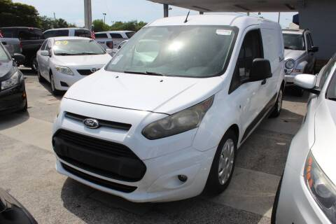 2016 Ford Transit Connect Wagon for sale at Goval Auto Sales in Pompano Beach FL