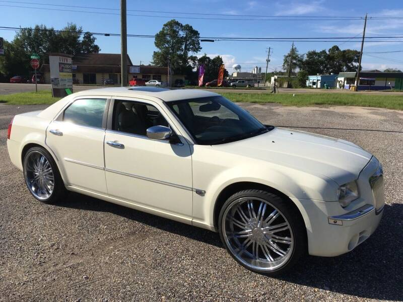 2007 Chrysler 300 for sale at Autofinders in Gulfport MS