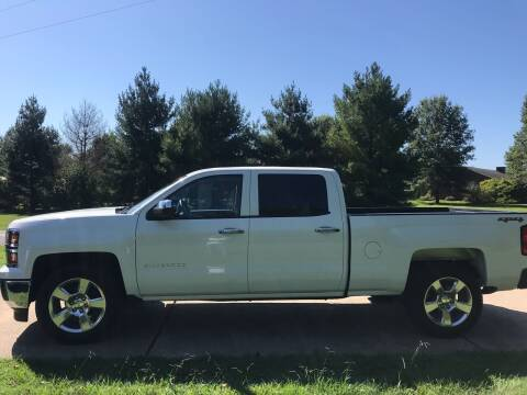 2015 Chevrolet Silverado 1500 for sale at RAYBURN MOTORS in Murray KY