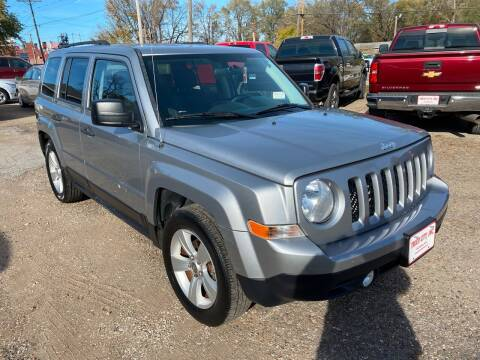 2014 Jeep Patriot for sale at Truck City Inc in Des Moines IA
