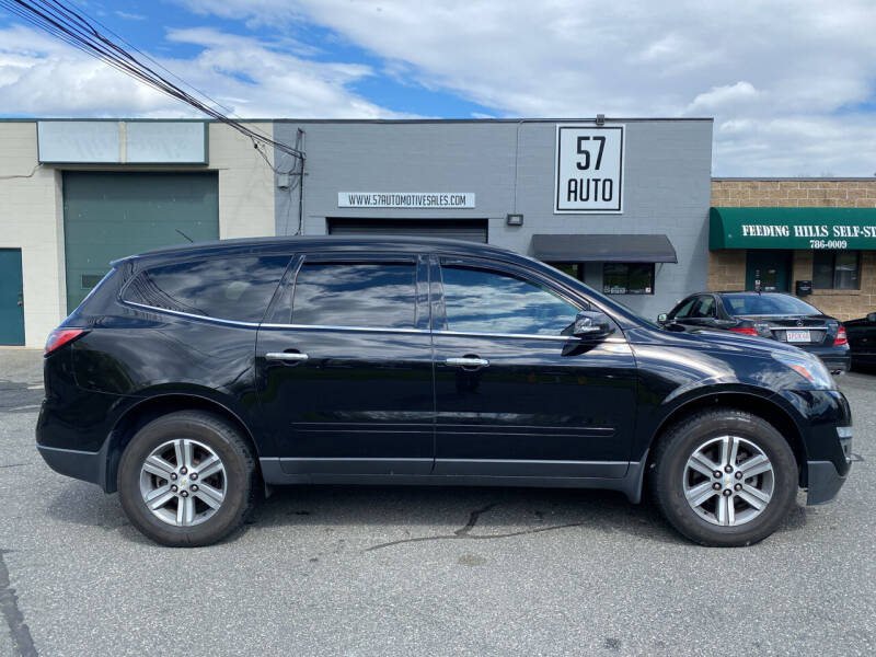 2016 Chevrolet Traverse for sale at 57 AUTO in Feeding Hills MA