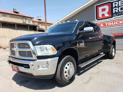 2014 RAM Ram Pickup 3500 for sale at Red Rock Auto Sales in Saint George UT