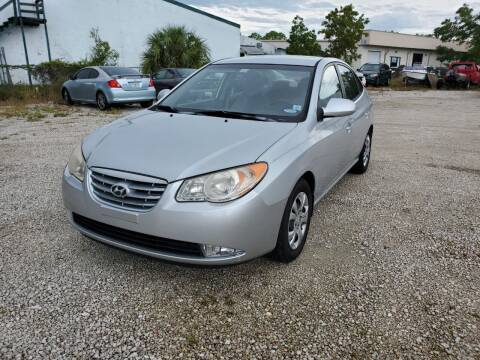 2010 Hyundai Elantra for sale at CAR-RIGHT AUTO SALES INC in Naples FL