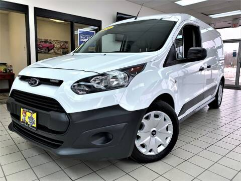 2016 Ford Transit Connect Cargo for sale at SAINT CHARLES MOTORCARS in Saint Charles IL