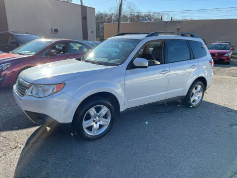 2009 Subaru Forester for sale at Matrone and Son Auto in Tallman NY
