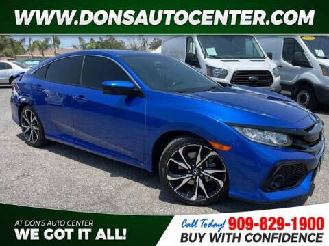 2019 Honda Civic for sale at Dons Auto Center in Fontana CA