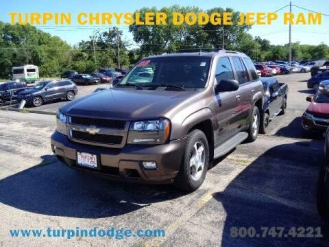 2008 Chevrolet TrailBlazer for sale at Turpin Dodge Chrysler Jeep Ram in Dubuque IA