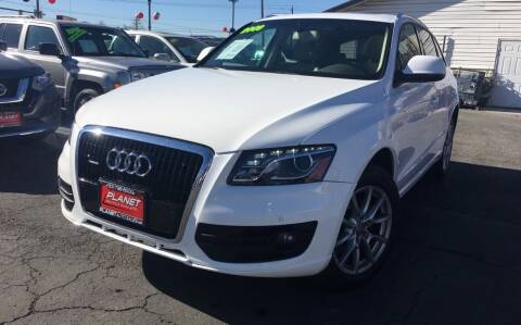 2009 Audi Q5 for sale at PLANET AUTO SALES in Lindon UT