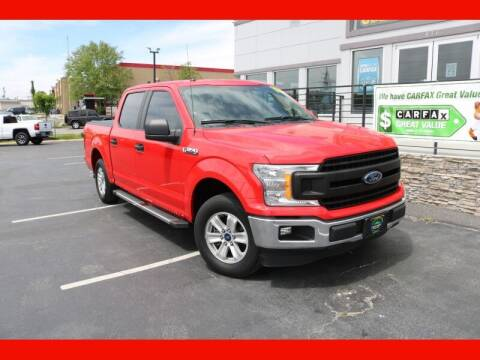2018 Ford F-150 for sale at AUTO POINT USED CARS in Rosedale MD