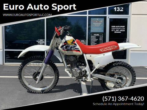 1996 Honda 200 for sale at Euro Auto Sport in Chantilly VA