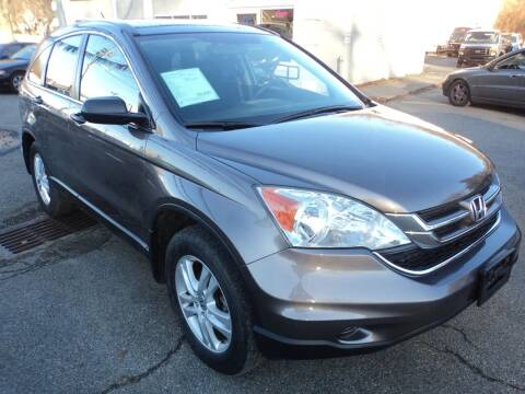 2011 Honda CR-V for sale at New Jersey Automobiles and Trucks in Lake Hopatcong NJ