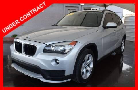 2015 BMW X1 for sale at 1st Class Motors in Phoenix AZ