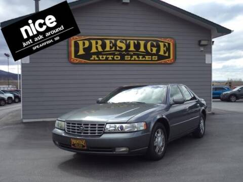 2004 Cadillac Seville for sale at PRESTIGE AUTO SALES in Spearfish SD