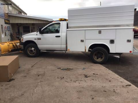 2008 Dodge Ram Chassis 3500 for sale at Troys Auto Sales in Dornsife PA