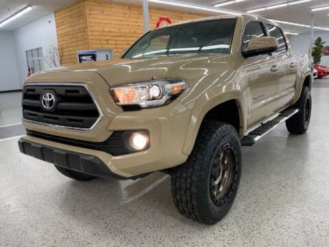 2017 Toyota Tacoma for sale at Dixie Motors in Fairfield OH
