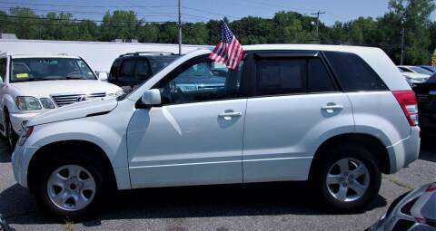 2011 Suzuki Grand Vitara for sale at Top Line Import of Methuen in Methuen MA