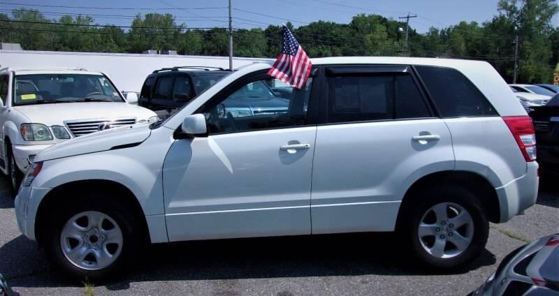 2011 Suzuki Grand Vitara for sale at Top Line Import of Methuen in Methuen MA